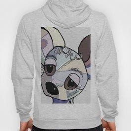 Chihuahua Denim Colors Hoody
