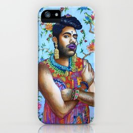 Alok iPhone Case