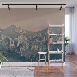Mountains landscape Wall Mural