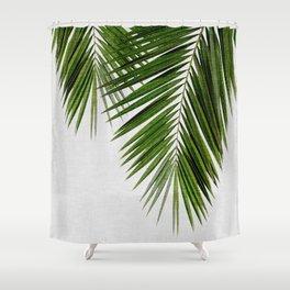 Palm Leaf II Duschvorhang