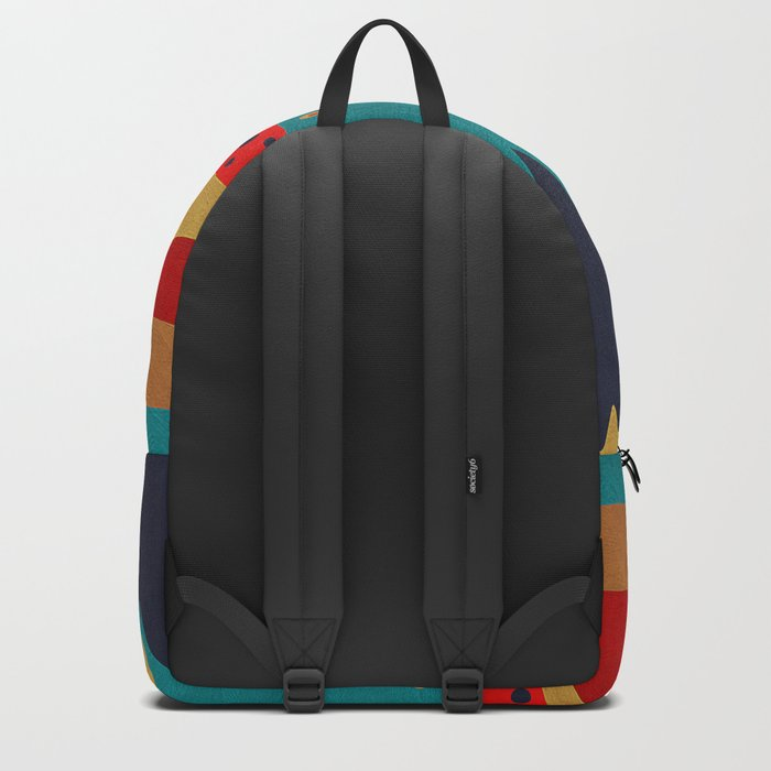 Textures/Abstract 126 Backpack
