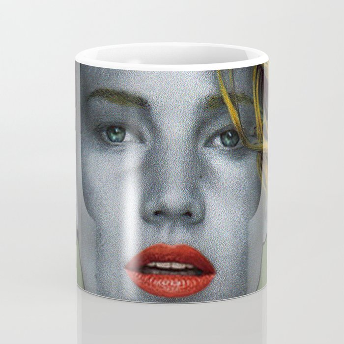 Jennifer Lawrence Coffee Mug