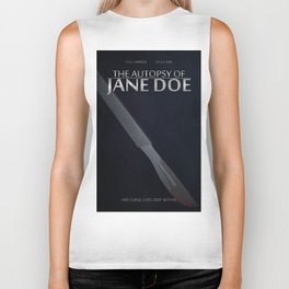 The Autopsy of Jane Doe Biker Tank
