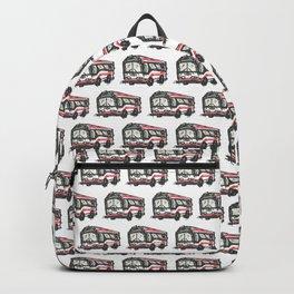 Toronto Transit Buses Backpack