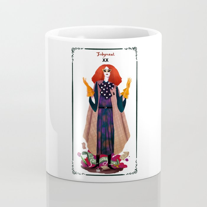 Myrtle snow  Coffee Mug