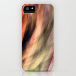 Surreal Hills iPhone Case