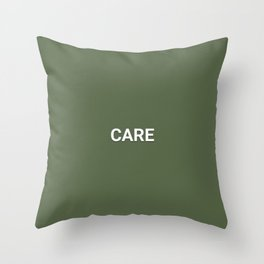 Melania Throw Pillow