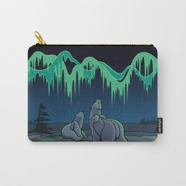 Arctic Art  Carry-All Pouch