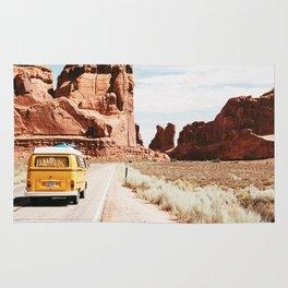 Van Life / Utah Rug