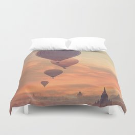 Taste of Freedom Duvet Cover