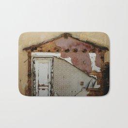 Unidimensional house Bath Mat