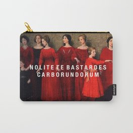 the bastards Carry-All Pouch