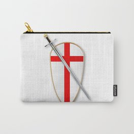 Crusaders Shield and Sword Carry-All Pouch