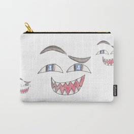 Face! Carry-All Pouch