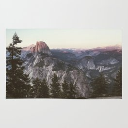 Great Nights in Yosemite Rug
