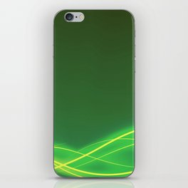 Ecclectic Waves iPhone Skin