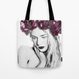 A gift flower to the garden Tote Bag