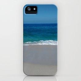 Siete colores iPhone Case