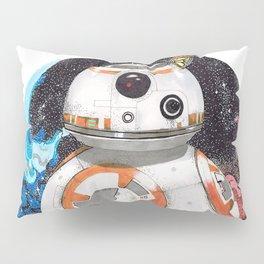 Space Exploration Pillow Sham