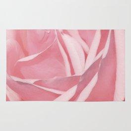 Landscape Summer Rose Rug