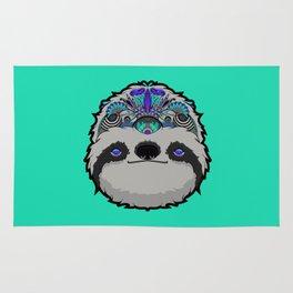 Sloth Thoughts Rug