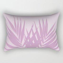 Palm Leaves #2 #Plum #decor #art #society6 Rectangular Pillow