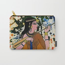 The Egyptian Enchantress by Michael Moffa Carry-All Pouch