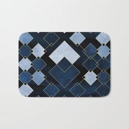 Blue Nebula Bath Mat