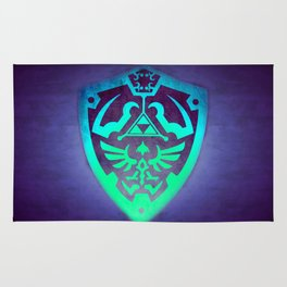 Zelda Shield Rug