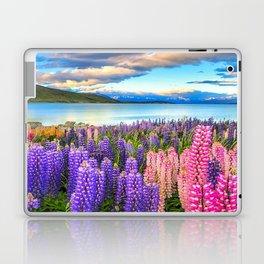 LUPINES FIESTA Laptop & iPad Skin
