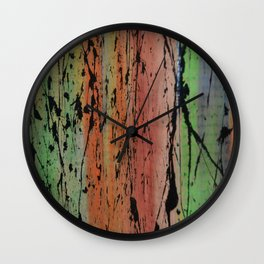 Splash Love Wall Clock