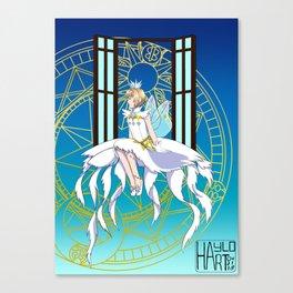 Card Captor Sakura Clear Card Canvas Print