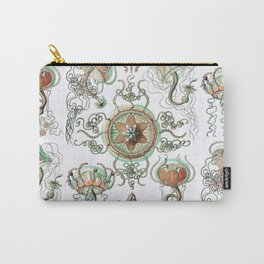 Ernst Haeckel - Trachomedusae (Jellyfish) Carry-All Pouch