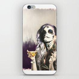 Catrina Sugar Skull iPhone Skin