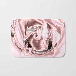 Thinking of a Rose Bath Mat