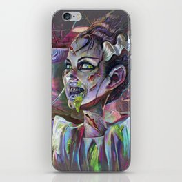Bride of the Exorcist iPhone Skin