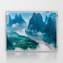 Li River in Guilin China 2 Laptop & iPad Skin