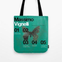 Massimo Forever 02 Tote Bag
