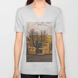 Architecture in Ulm Unisex V-Neck