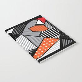 zebra finches Notebook