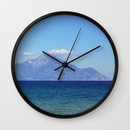 King Athos Wall Clock
