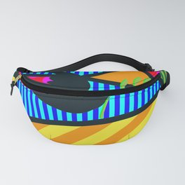 Lucky Swallow Fanny Pack