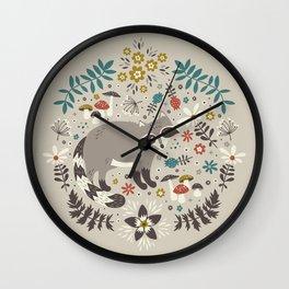 Little Rascals (Light) Wall Clock