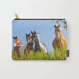 The Herd Greets Us Carry-All Pouch