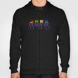 Warrior Cats Logo Hoody