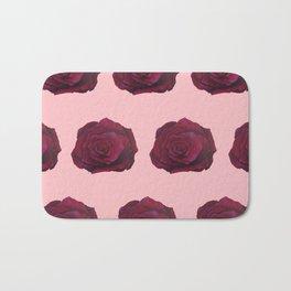 I'm Feeling Rosy Bath Mat