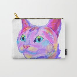 Cute cat (Animal set) Carry-All Pouch