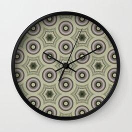 Fractal Cogs n Wheels in CMR03 Wall Clock