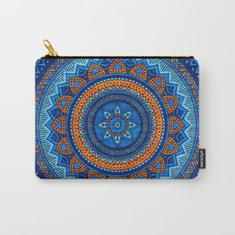 Hippie mandala 36 Carry-All Pouch