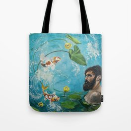 Observe and Let Go Tote Bag